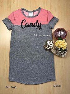 Vestido Infantil Candy - Menina Anjo