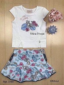 Conjunto Infantil Oncinha - Kiki Xodó