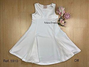 Vestido Infantil Verão Cristal - Kiki Xodó