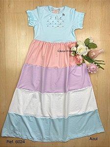 Vestido Infantil Verão Candy - Kiki Xodó