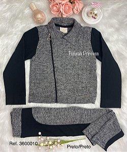 Conjunto Infantil Menina Inverno - Kiki Xodó