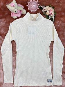 Blusa Infantil Menina Basic - ByGus