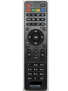 Controle remoto Azbox Bravoo+