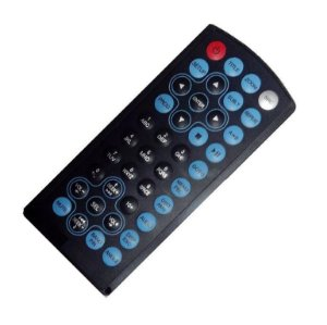 CONTROLE REMOTO DVD BUSTER CARRO 7955