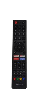 Controle Remoto Philco Botao Netflix  Prime Video  Globoplay 