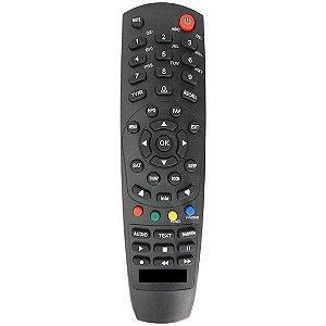 Controle remoto Tocomsat V IPTV