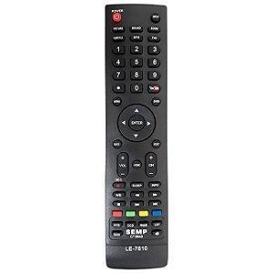 Controle Lcd Semp Toshiba Youtube Ct6640