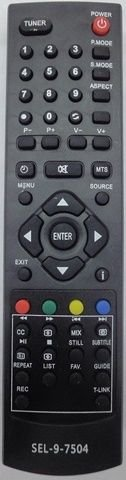 CONTROLE TV PHILCO SEL 97504 / SKY 7007 / CO 1305 COMPATIVEL COM PH32D/PH42D/PH42M/32M