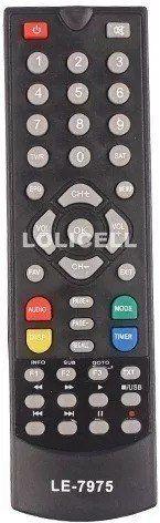 Controle remoto para receptores Probox 190 / 200