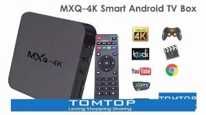 Smart Tv Box Tv Box MXQ Pro 1GB Ram 4GB Rom Quad-Core ARM Cortex-A7 1.4 GHz