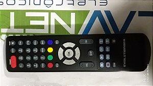 Controle Remoto Evolutionbox EV-95 MINI HD/EV-950D/EV-990/EV-190C