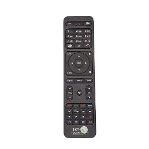 Controle remoto Tocom Terra HD