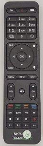 Controle remoto Tocom Soccer HD