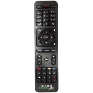 Controle Remoto Tocomsat Duplo lite HD 2