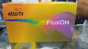 NOVO LANÇAMENTO ATTO TV FLUXON