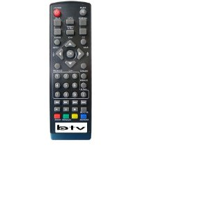 Controle remoto compativel com BTV B9 / BTV express