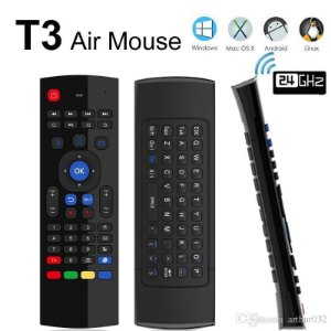 Controle Air Mouse Freesky 6K