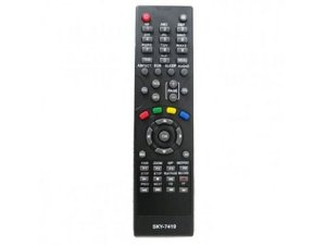 Controle Remoto Mega System MS-110 / MS-120 / MS-270