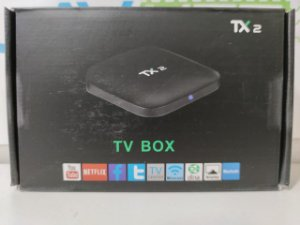 Smart Tv Box Tanix Tx2 4k 2GB Ram 16GB Rom Amlogic 3 GB 32 GB