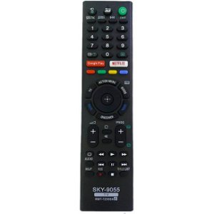 Controle Remoto TV LED Sony RMT-TZ300A com Netflix e Google Play (Smart TV)