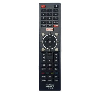 Controle Remoto TV LED Semp com Netflix e Youtube (Smart TV)