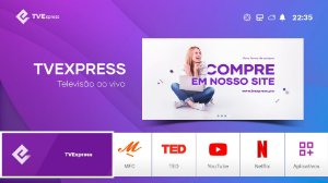 CONVERSOR SMART TVExpress Modelo T9