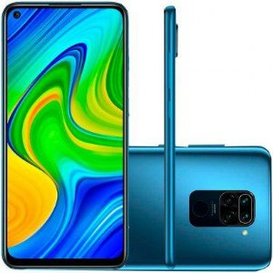 Xiaomi Redmi Note 9 128GB 4GB RAM - Versão Global