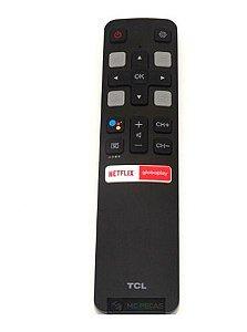 Controle Remoto Tv Tcl Smart Rc802v Flr1 SEM VOZ