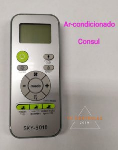 AR COND CONSUL 9018