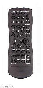 CONTROLE REMOTO TV LCD AOC 7942