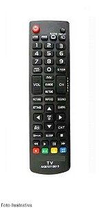 CONTROLE REMOTO TV LCD LG 7468