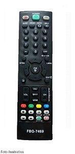 CONTROLE REMOTO TV LCD LG 7469