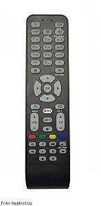 CONTROLE REMOTO TV SMART AOC C/NETFLIX 8050