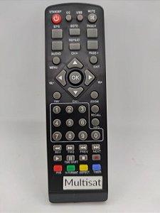 CONTROLE RECEPTOR MULTISAT M100+ M200 / M250 / M300