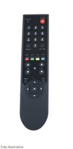 CONTROLE REMOTO TV LCD PHILCO 7972