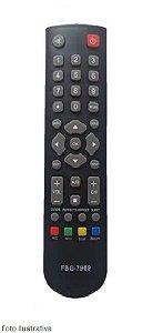 CONTROLE REMOTO TV LCD PHILCO 7989