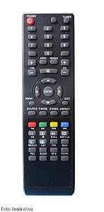 CONTROLE REMOTO TV LCD PHILCO 8017/7505