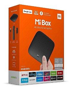 Mi Box S 4k Original a pronta entrega Brasil
