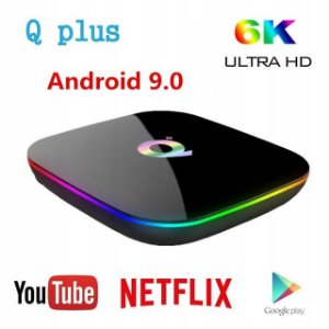CONVERSOR SMART Q+ PLUS 4K 2GB RAM 16GB ALL WINNER H6 CORTEX-A53