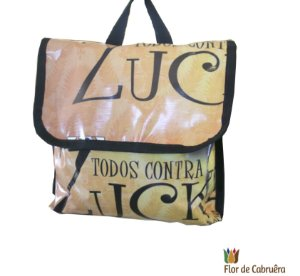 Mochila De  Lona