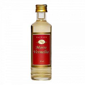 Cachaça Morro Vermelho 50 ml Ouro