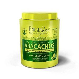 Máscara para Cacheadas Abacachos 950g Forever Liss