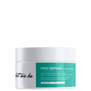 Btx Pro Repair Ultra Mask - Passo Único 250g Let Me Be