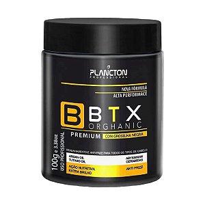 BTX Premium - Redução De Volume Plancton 100g Plancton