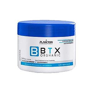 BTX Orghanic Redução De Volume 300g Plancton