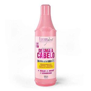 Shampoo Desmaia Cabelo 500ml Forever Liss
