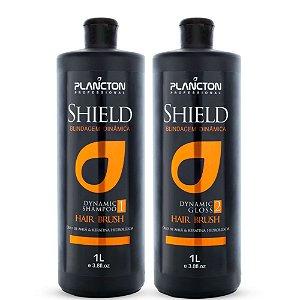Kit Shield Progressiva 1 Litro Plancton