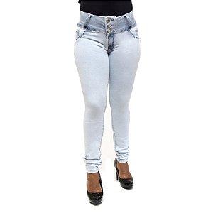 Calça Jeans Feminina Clara Cheris Levanta Bumbum