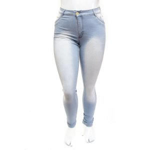 Calça Jeans Plus Size Feminina Hot Pants Clara Thomix