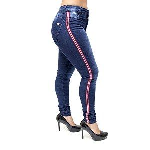Calça Jeans Thomix Skinny liange Azul
